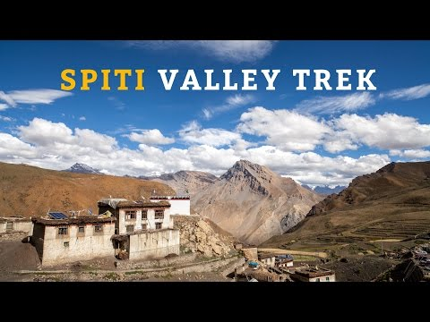 Spiti Valley Trek | Timelapse Summary
