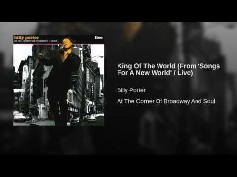 King Of The World (From 'Songs For A New World' / Live)