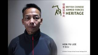 Hon Yu Lee Audio Interview