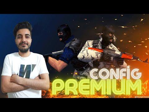 Premium Aim CFG + Dust2 Taktikleri zX /A/ *QPAD - CS 1.6
