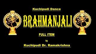 """Kuchipudi Dance """"Brahmanjali"""""""