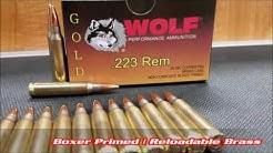 Wolf Gold 223 Ammo at The-Armory