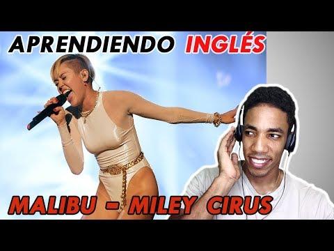 Miley Cyrus - Malibu - Canciones Para Aprender Inglés