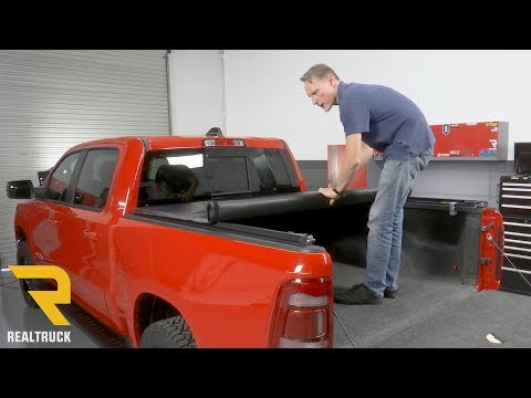 How to Install TruXport Tonneau Cover on a 2019 Dodge Ram 1500
