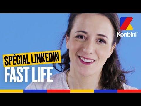 Vidéo: Le Fast Life spécial LinkedIn de Farah Bel