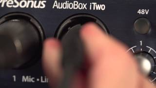 PreSonus AudioBox i Series QSG, Part 6 of 6: Introduction to Studio One Artist