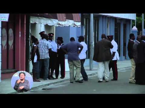 Vagrant Found Dead In Downtown Nassau