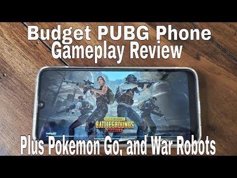 $100 Budget Gaming Phone - BLU VIVO XL5 Gameplay Review
