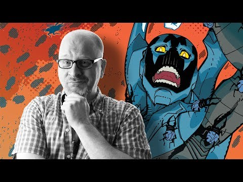 DC Comics Art Academy Featuring Cully Hamner