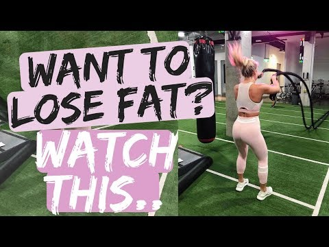 LOSE FAT! 6 MUST KNOW tips before you try II HIIT Workout + What I Eat In A Day