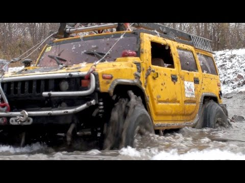 rc-trophy-truck-4x4---mud-diggers---hummer-h2-vs-land-rover-defender-vs-jeep-wrangler-rubicon