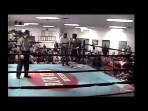 Boxing Highlights: Michael L Anderson JR _ '92 - '03  {Prt 1} - ((Better Quality))