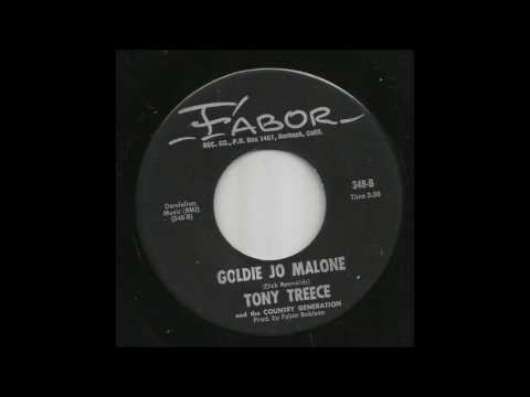 Tony Treece & The Country Generation - Goldie Jo Malone