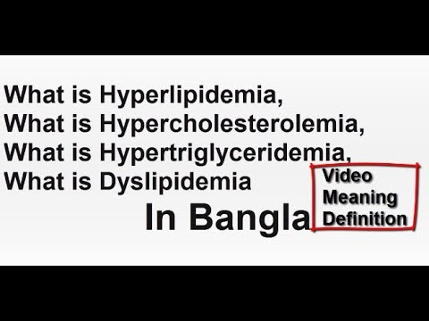 what is hypertriglyceridemia