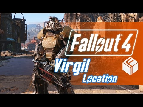 Fallout 4 - Where to Find Virgil in The Glowing Sea