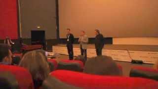 """Любовь 3D / Love3D / Гаспар Ноэ / Gaspar Noé /на XXV МКФ """"Послание к человеку"""" presents А. Плахов"""