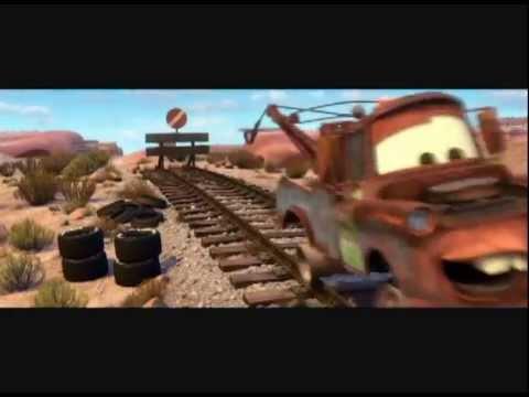 Lightning McQueen Return - Cars 2 2011 Arabic Dubbed
