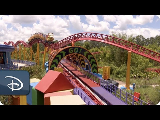 cast-members-enjoy-an-early-first-ride-on-slinky-dog-dash