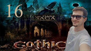 16#GOTHIC II NK - The Dark Saga - Z WIZYTĄ U BELIARA I ARENA ORKÓW!
