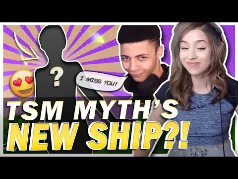 TSM MYTH'S NEW SECRET SHIP?! FORTNITE BATTLE ROYALE!