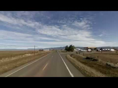 Google Street View timelapse. California State Route 299/Pittville Road (California)