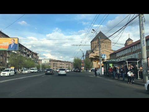 Yerevan, 20.04.17, Video-2, Mekenayov, Arabkirits Nor Nork.