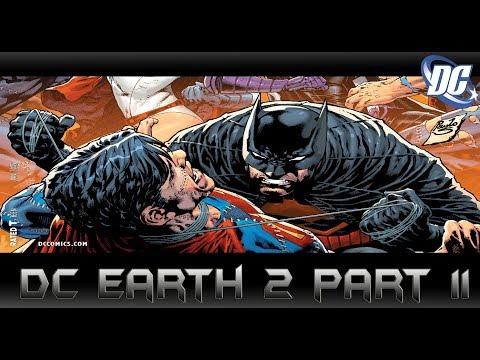 วันสิ้นโลกมาถึง นรกภูมิบนท้องฟ้า Earth 2 Part 11 - Comic World Daily