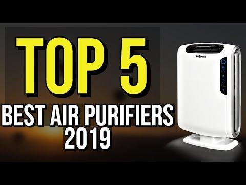 ✅ TOP 5: Best Air Purifier 2019