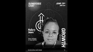 Sunnyside Chat ft  Aaron Padin and Mallory Jones