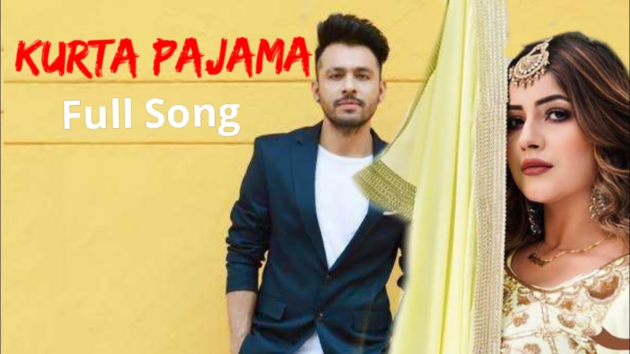 Kurta Pajama – Tony Kakkar Mp3 Hindi Song 2020 Free Download