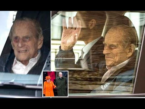 Prince Philip leaves hospital after 10 days following successful hip operation