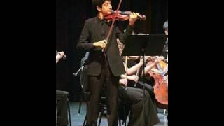 Amir Safavi: Svendsen Romanze Op. 26