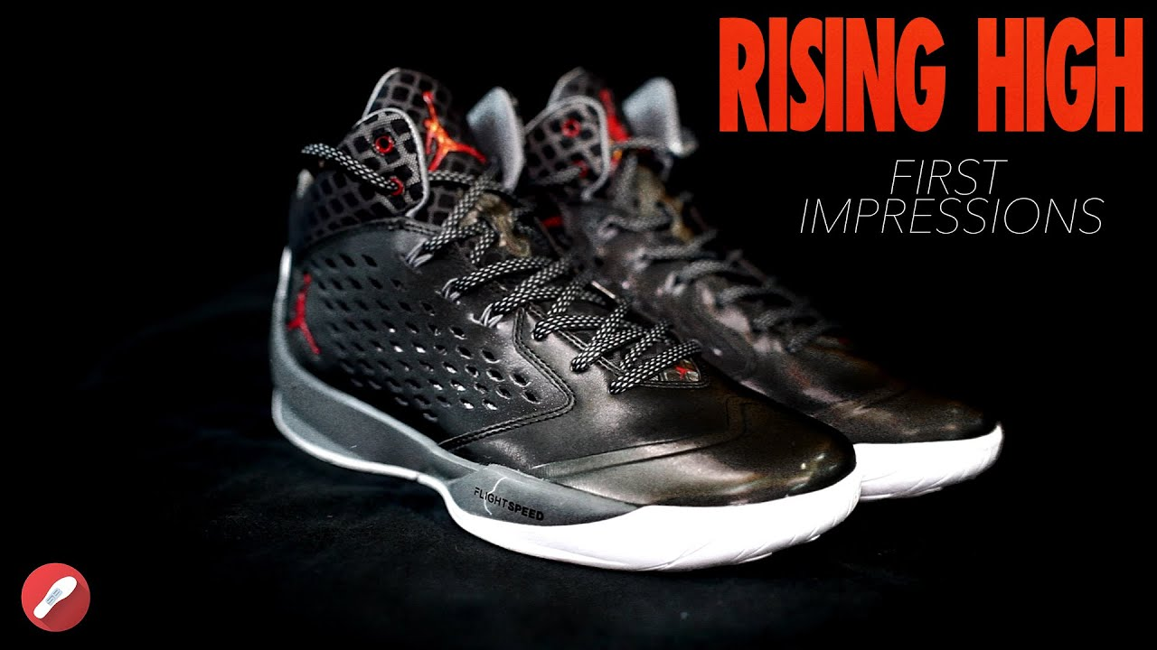 faae5ae9cfbcc0 Jordan Rising High First Impressions! - YouTube