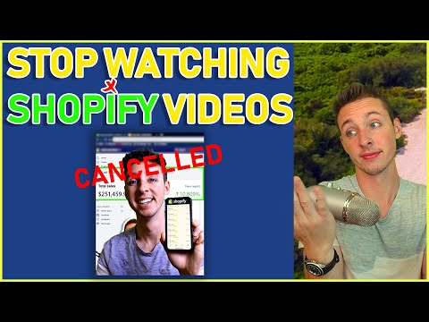 Why I Stopped Making Shopify Videos thumbnail