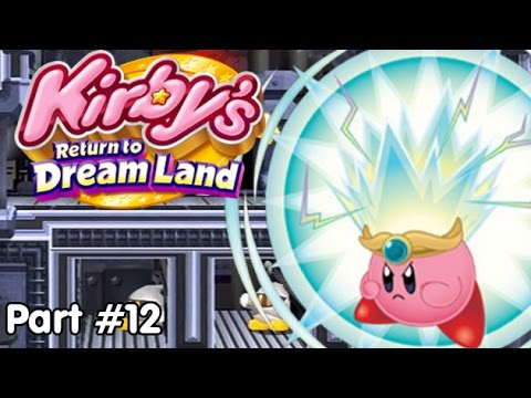 Slim Plays Kirby's Return to Dream Land - #12. Magalor's Engine Room
