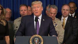 Trump pays tribute to Las Vegas heroes (full remarks)