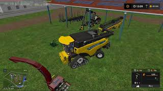 Farming Simulator 17 Timelaps Ep2:Sosnovka