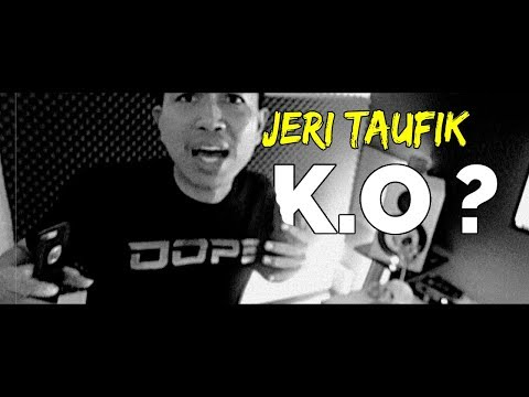 RAP BATTLE !! JERI TAUFIK vs JOVAN ARVISCO #OneTake