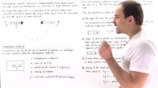 Centrifugation and Sedimentation Coefficient
