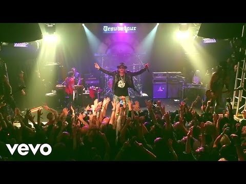 Guns N' Roses – 4/1/16 TROUBADOUR #GnFnR