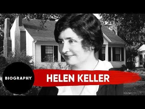 Mini Bio: Helen Keller