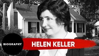 Helen Keller - Deathblind Author & Activist | Mini Bio | Biography