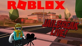 ROBLOX LIVESTREAM #43| Jailbreak| Other games| Come join me!!