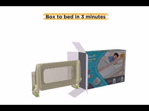 barandal para cama safety st