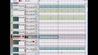 How to make a reggae beat with reason 4