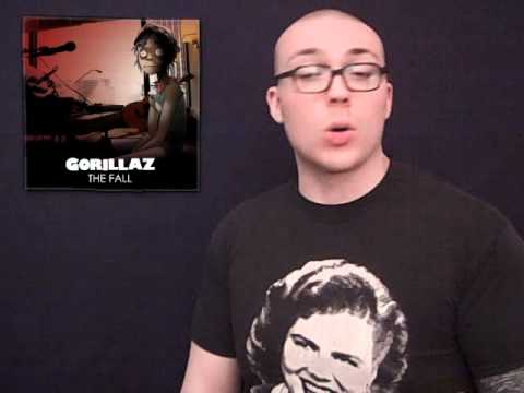 Gorillaz- The Fall ALBUM REVIEW