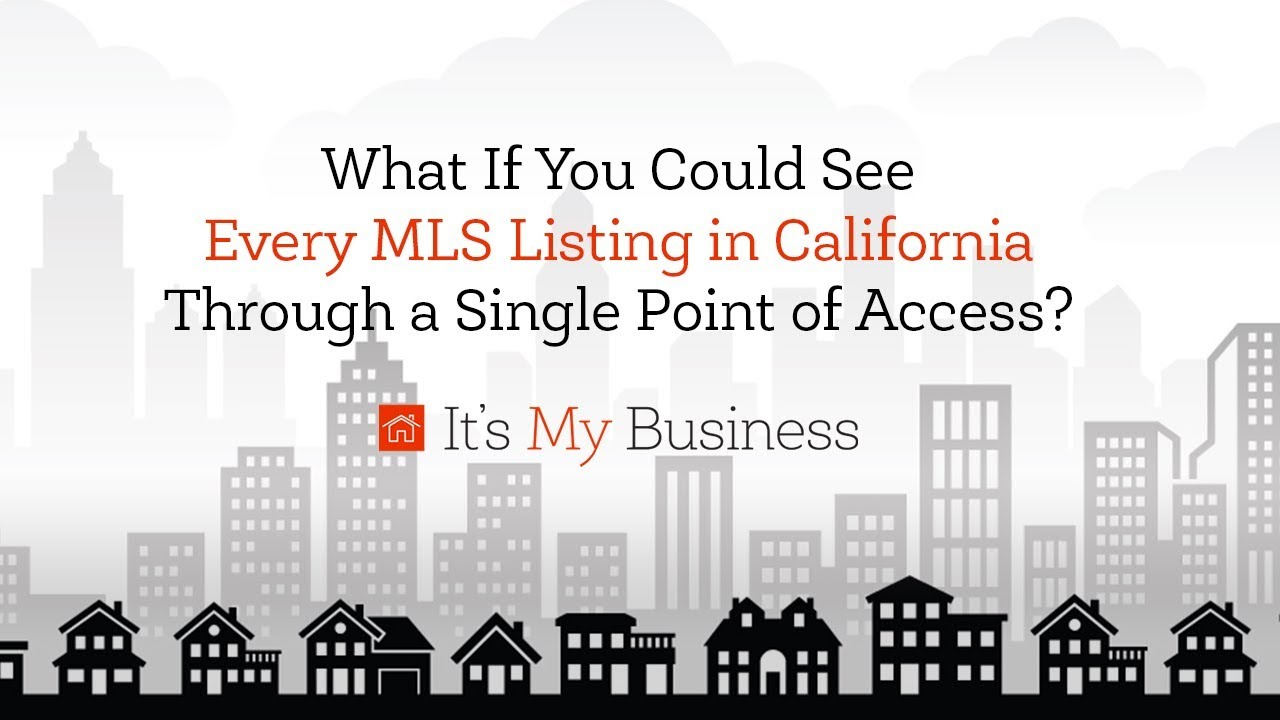 Statewide MLS Listing Access...WHAT IF?