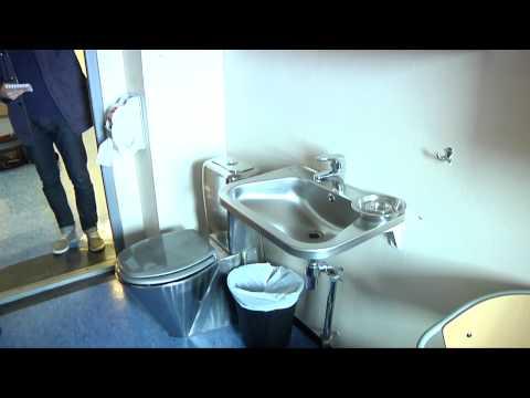 Slik lever de innsatte i Kristiansand fengsel