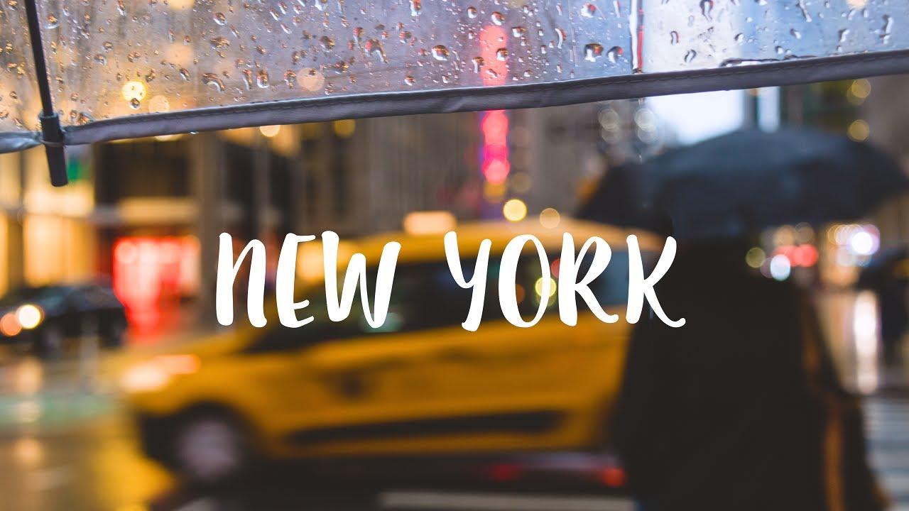 뉴욕 일상 브이로그 / 비오는 날, 뉴욕카페의 가을커피메뉴, 노랗게 물들어가는 센트럴파크, 웨스트 빌리지 산책, 돼지고기채소스튜, 모마, 카페, 집밥, 미국 프리랜서 직장인