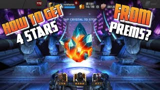 How to Get 4 Stars From Prems - Debunking Edition | Marvel Contest of Champions thumbnail